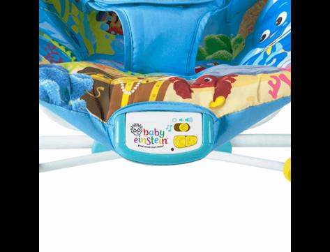 הגדול טרמפולינה רוקר טוקאן/הרפתקאות באוקיאנוס - בייבי סתיו מוצרי תינוקות NQ-33