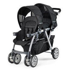 עגלת אחים דגם Cortina Together Stroller