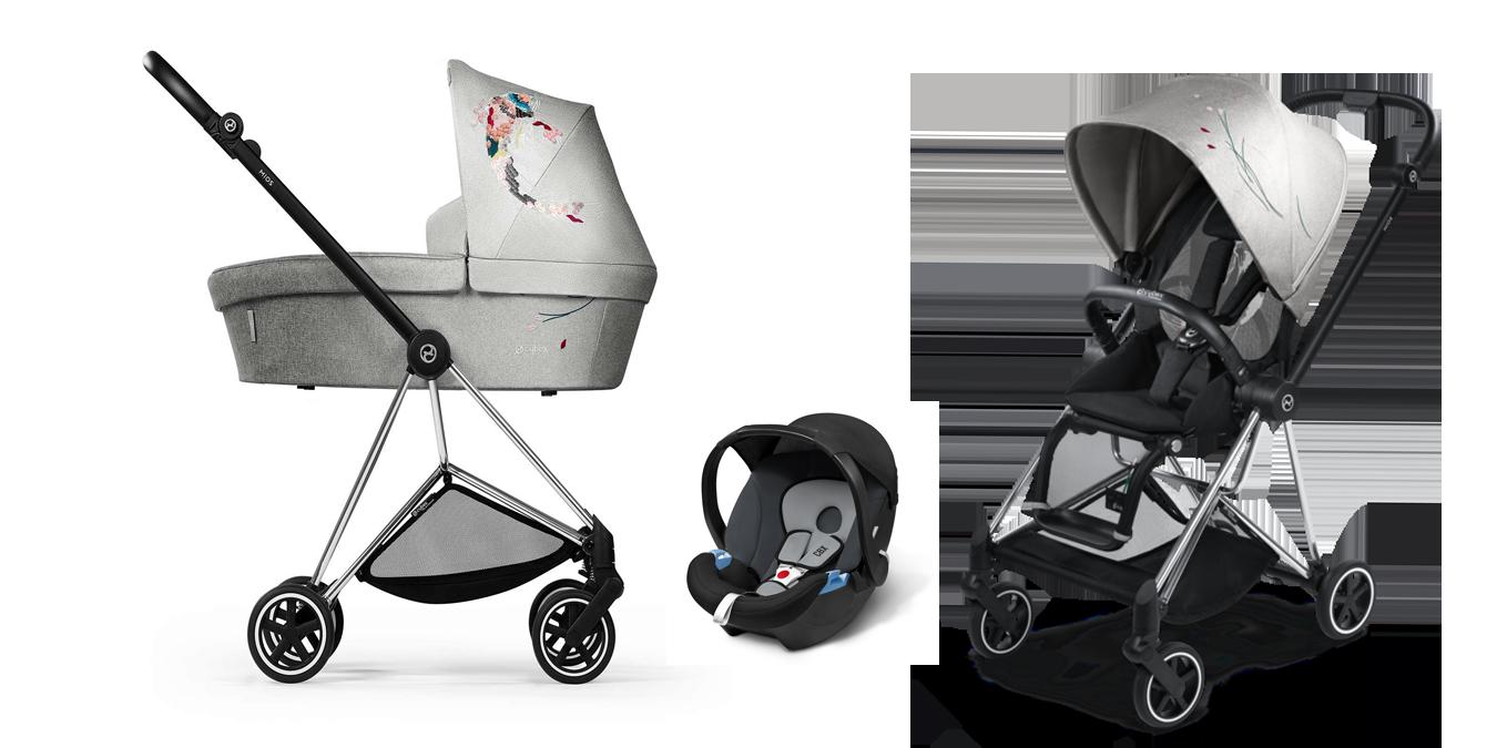 מגה וברק עגלת תינוק מומלצת 2018 - בייבי סתיו ML-85